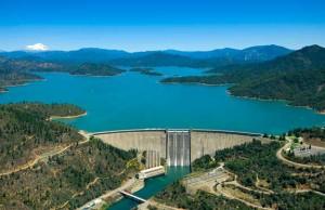 Shasta Dam Picture