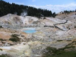Bumpass Hell Trail